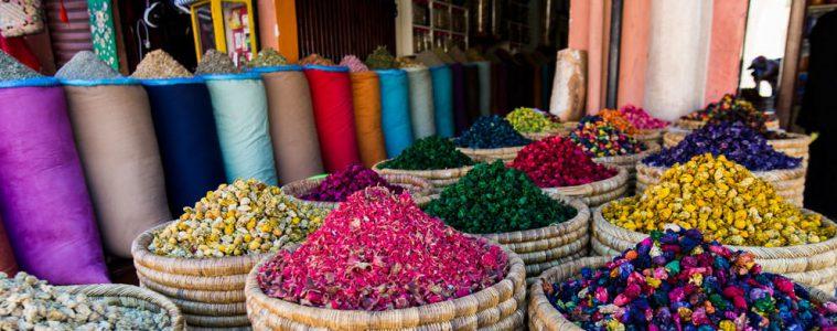 Blütenhändler