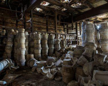 alte Formen - VEB Keramik